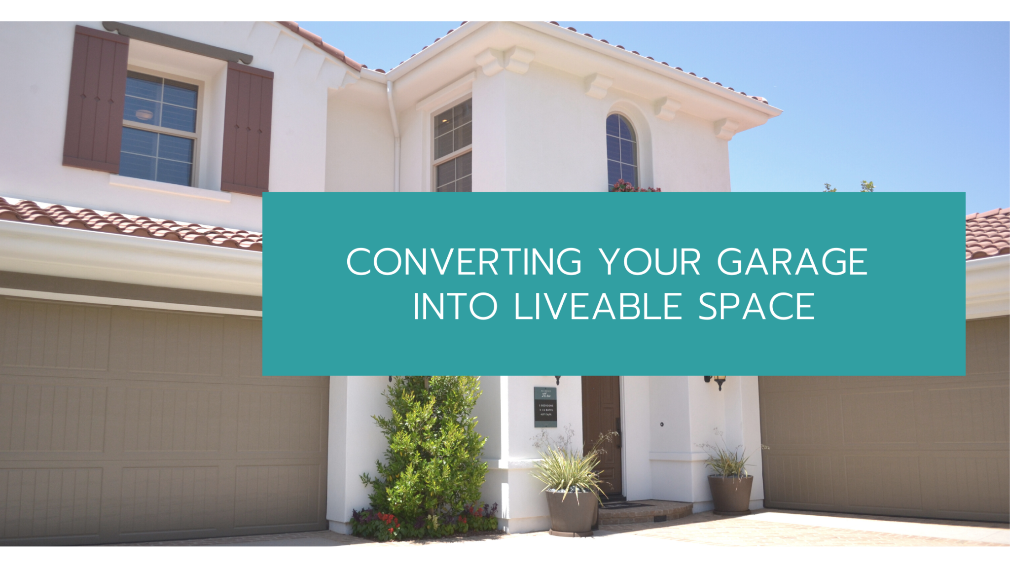 converting your garage