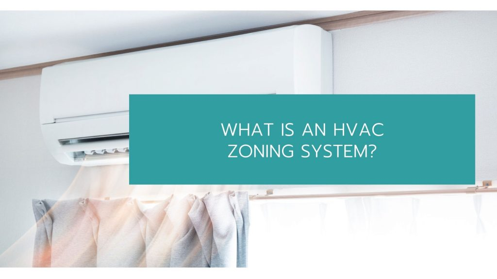 HVAC zoning system
