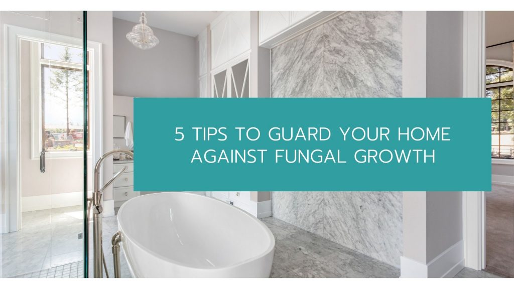 guard your home against fungal growth